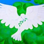 White Peace Dove copy
